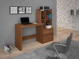 Título do anúncio: Escrivaninha/mesa com estante Funcional Alana - Entrega Grátis e Imediata p/ Fortaleza