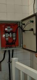 Bombeiro hidráulico , eletricista