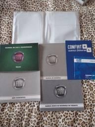 Manual do proprietário completo FIAT/Palio fire flex/economy