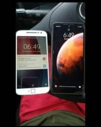 Xiaomi NOT 8T E MOTO G4 PLUS