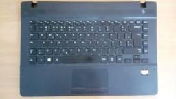 Carcaça notebook Samsung NP 275E4E troco por SSD