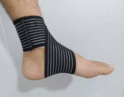 Par de Bandagem para Tornozelo