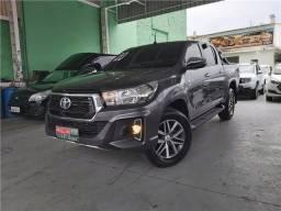 Título do anúncio: Toyota Hilux 2020 2.7 srv 4x2 cd 16v flex 4p automático