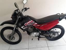 Yamaha XTZ 125cc, 2014, completa