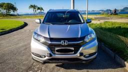 Honda Hrv Ex Completíssima + Ipva 2021 Pago + G.N.V