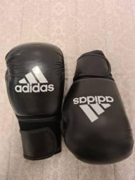 Luva de Boxe Adidas Performer Unissex - Preto Ref.: 0754060001