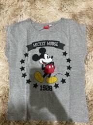 Camisa mickey nunca usada 16 anos