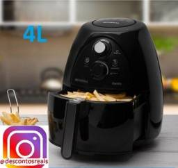 Fritadeira Elétrica Air Fryer Mondial 4L com Timer
