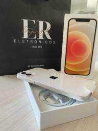iPhone 12 128gb Branco (Novo com garantia de 1 ano)