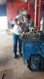 Conserta arruma fogão