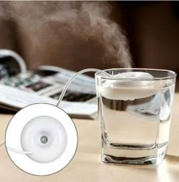 Difusor de aromas /Umidificador portátil para óleos essenciais
