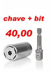 Chave torque universal 7-19mm