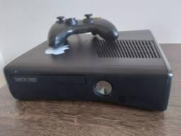 Xbox 360 destravado com manete e kinect