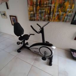 Bicicleta kikos ergometrica Seminova nova