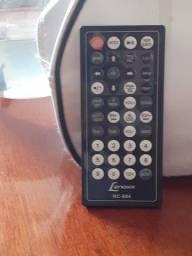 Título do anúncio: Controle do DVD lenoxx ad2678 com tv