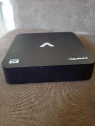 Smart TV BOX - 4K ! AQUÁRIO