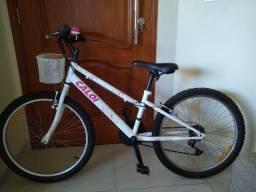Título do anúncio: Bicicleta Caloi Ceci Aro 24