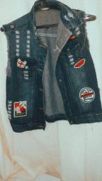 Jaqueta customizada!!!