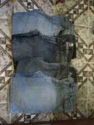 Calcas e bermuda jeans n° 50