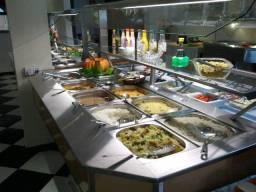 Título do anúncio: Mesa buffet conjugada luxo Jabur Refrigeração