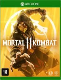 Jogos Mortal Kombat X e 11 - XBOX ONE