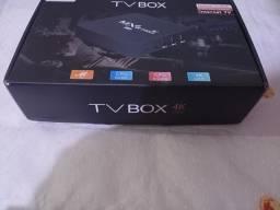 TV Box semi-novo