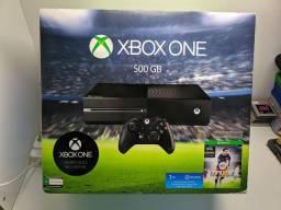 Xbox one FAT top na caixa 30 dias de garantia