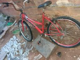 Bicicleta Wendy nova