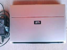 Notebook STI Semp Toshiba Intel Core 2 duo.