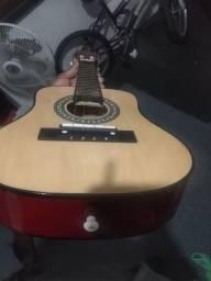 Título do anúncio: Cavaco Kauthon Guitar