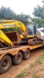 Locação de Escavadeira 20 ton