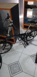Bicicleta de domingues montravel