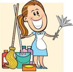 Limpeza e faxina