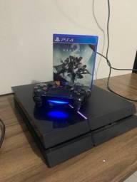 Playstation 4 Pra vender logo!!