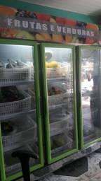 Expositor   de frutas polar  semi novo valor 4.500