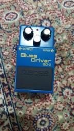 Pedal blue driver