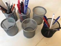 Título do anúncio: Organizador mesa canetas