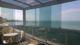 TM CO001 - Maravilhosa cobertura frente para o mar da Praia da Costa