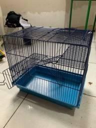 Gaiola para Hamster/Gaiola de transporte para roedores