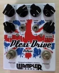 Título do anúncio: Pedal Wampler Plexi-Drive Deluxe