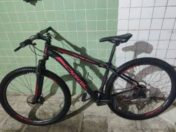 Título do anúncio: Bicicleta Oggi Hacker Sport 29 21 marchas preto/vermelho