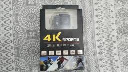 Câmera 4k Wifi Prova D'água<br><br>