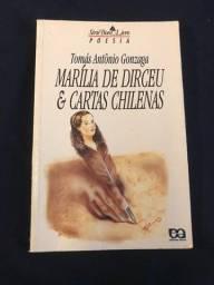 Marília de Dirceu E cartas chilenas (Tomás Antônio Gonzaga)