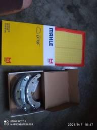 Título do anúncio: Filtro de ar e sapatas de freios astra 2009