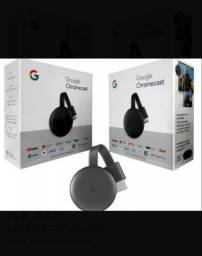 Google chromecast 3 geração full HD Original