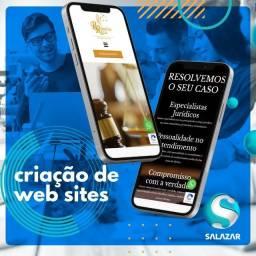 Se tratando de criação de Site, nós entendemos! ?