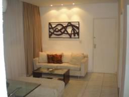 Apartamento moderno mobiliado