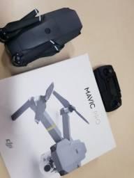 Mavic pro drone usado como novo