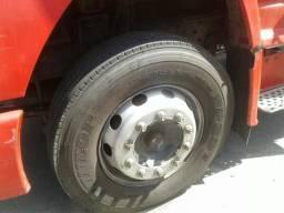 Pneus de caminhão - 2018