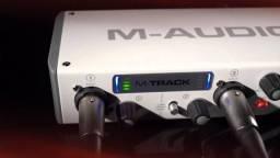 M-audio mtrack 2